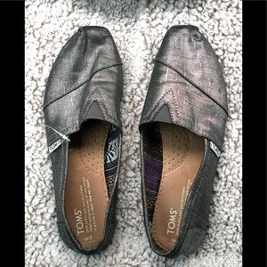 Toms loafers.  BRAND NEW!